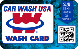 Car Wash USA Gift Card